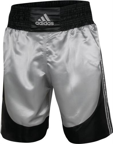 Adidas Adidas Silver Boxing Trunks